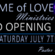 Welcome Flame of Love Ministries!
